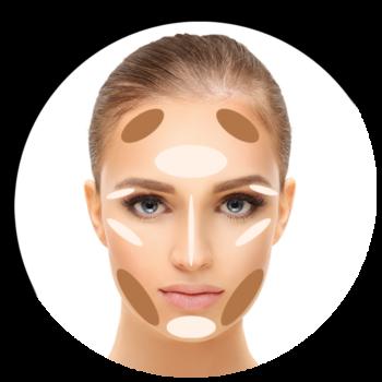 98212-duo-bronzer-iluminador-aplicacion-en rostro