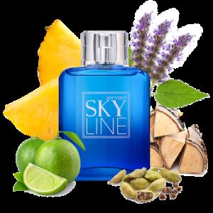 perfume-hombre-sky-line-83207-notas-olfativas